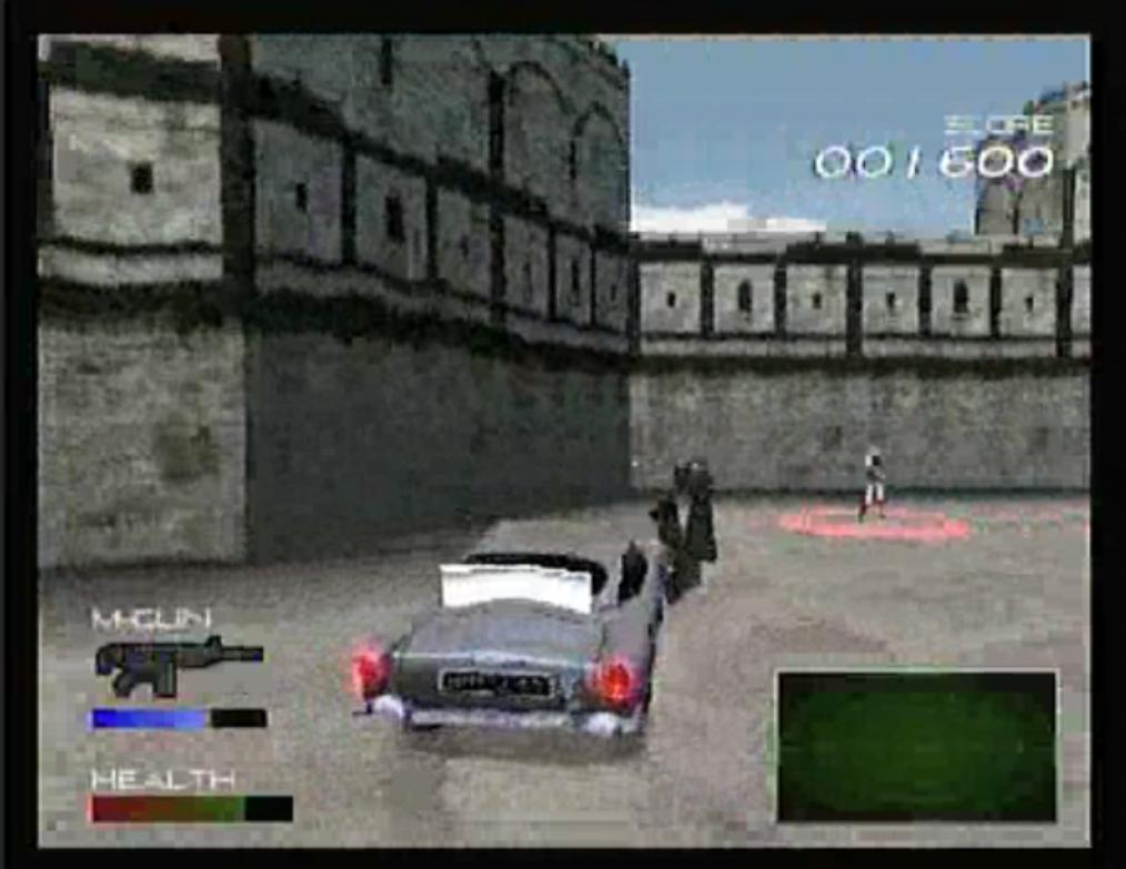 007 Racing Playstation 1-Bond 007 Racing psx.